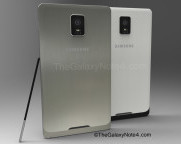 Galaxy Note 4 concept design