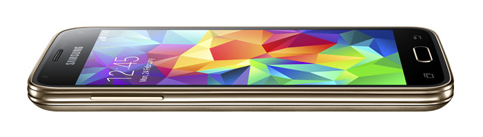 Samsung Galaxy S5 mini Copper Gold