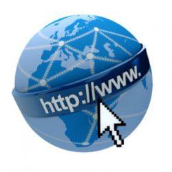 Internet logo