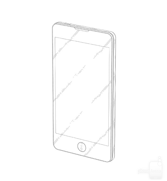 Samsung iPhone patent