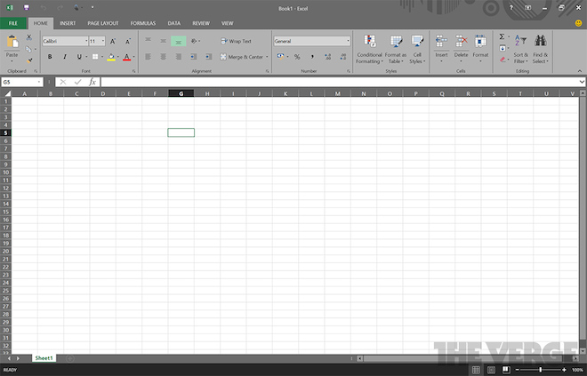 Office 16 Excel