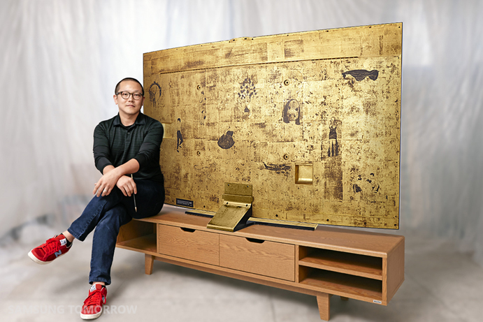 Sung Yong Hong Special Edition Samsung Smart TV