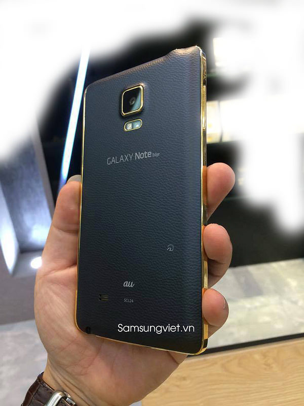 Galaxy Note Edge Gold
