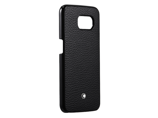 MontBlanc Galaxy S6 Soft Grain Fashion Case