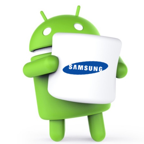 Samsung Android Marshmallow