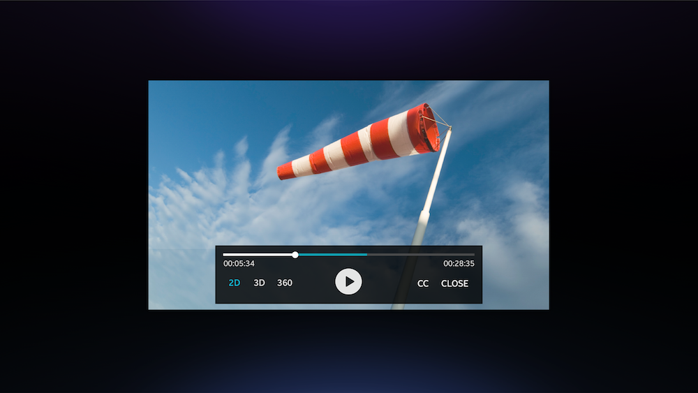Gear VR Internet Video Player