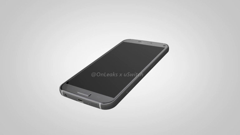 Samsung Galaxy S7 Plus front