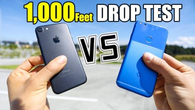 iphone-7-vs-google-pixel-drop-test