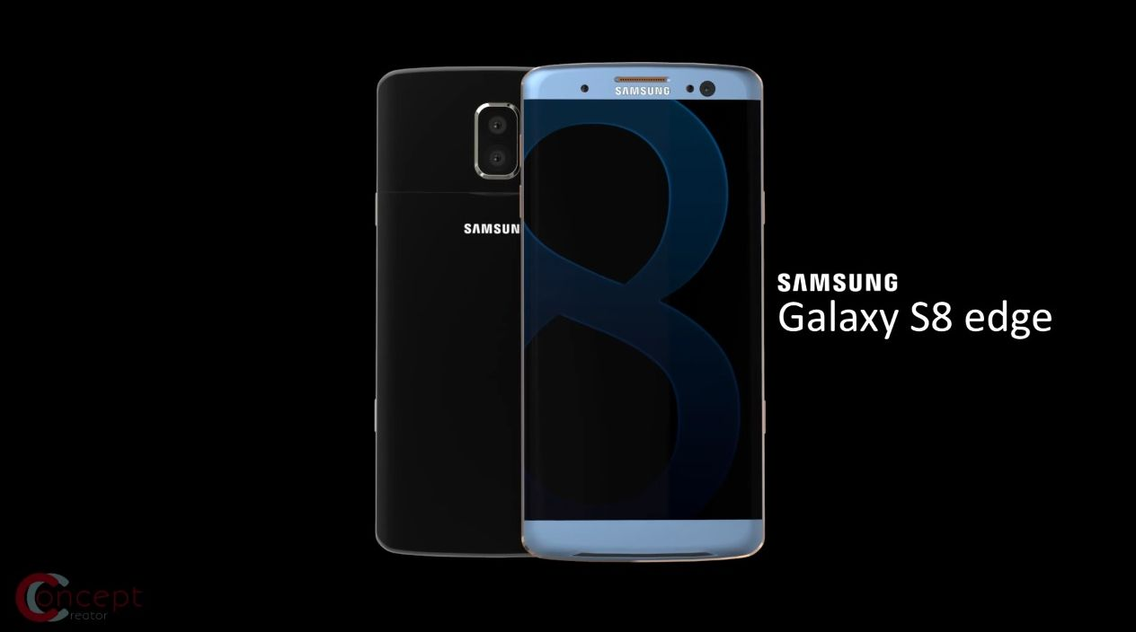 Galaxy S8 concept 7