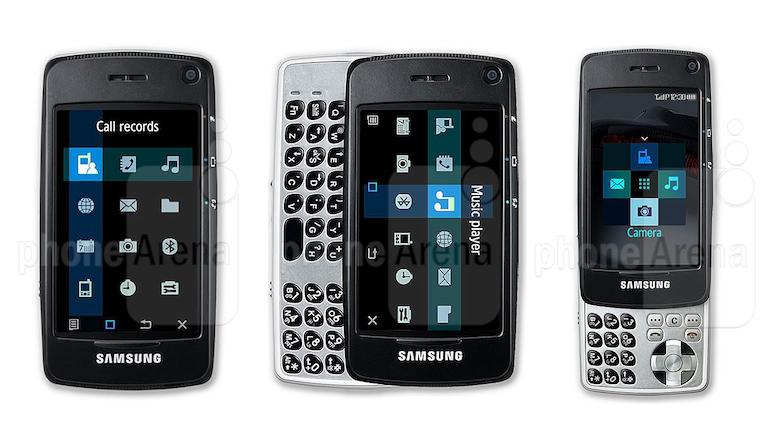 Samsung SGH-F520 1