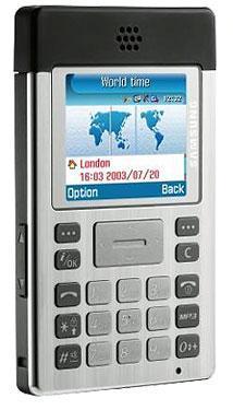 Samsung SGH-P300 1