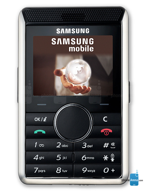 Samsung SGH-P310 CardFon 3