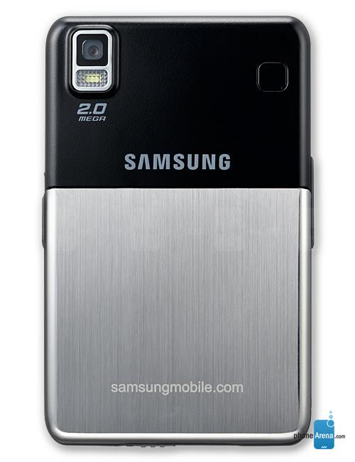 Samsung SGH-P310 CardFon 5