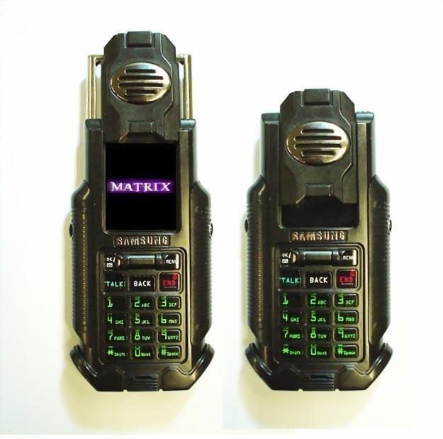 Samsung SPH-N270 Matrix 1