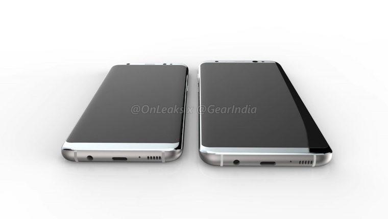 Galaxy S8 Plus render 10