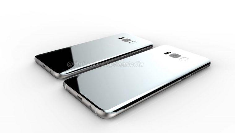 Galaxy S8 Plus render 6