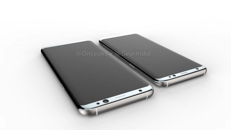 Galaxy S8 Plus render 8