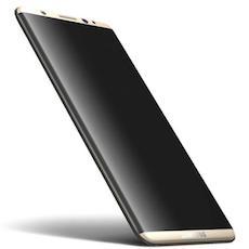 Galaxy S8 concept icon