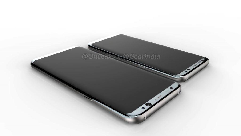 Galaxy S8 render 5