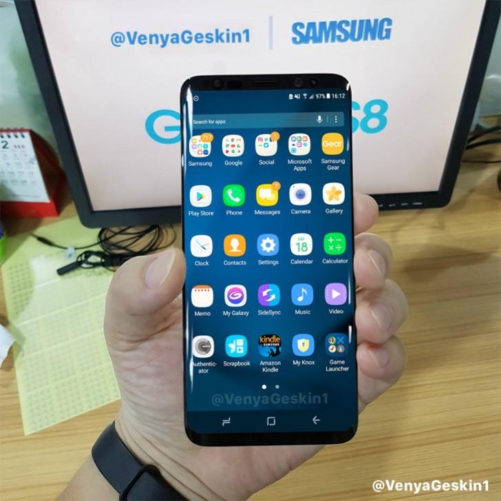 Galaxy S8 unik 6