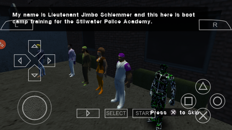 PPSSPP Saints Row Undercover