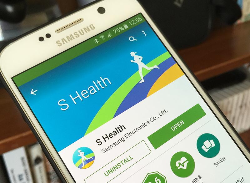 S-Health-Google-Play