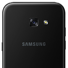 Samsung Galaxy A5 camera icon