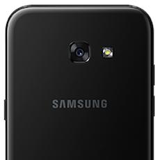 Samsung Galaxy A5 camera icon