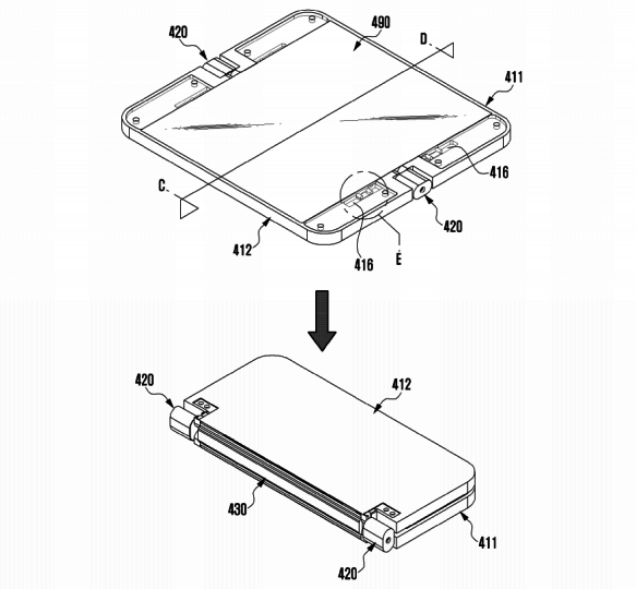 Samsung-Patent-Application-For-Device-With-Flexible-Display-And-Hinge-07-583x540