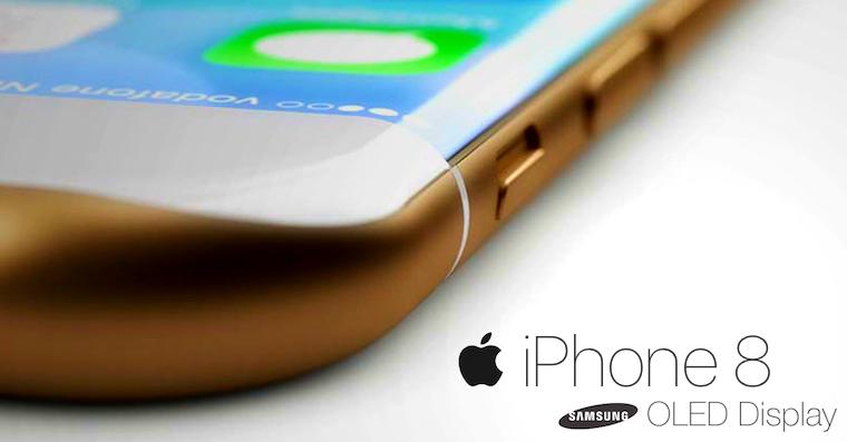 Samsung iPhone 8 OLED