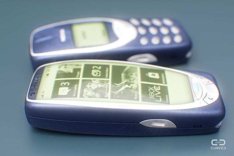 Smart Nokia 3310 Martin Hajek koncept 3