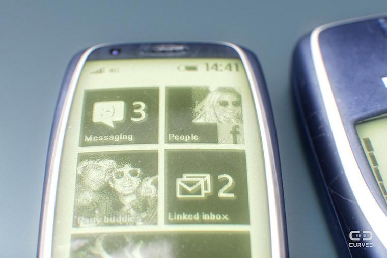 Smart Nokia 3310 Martin Hajek koncept 4