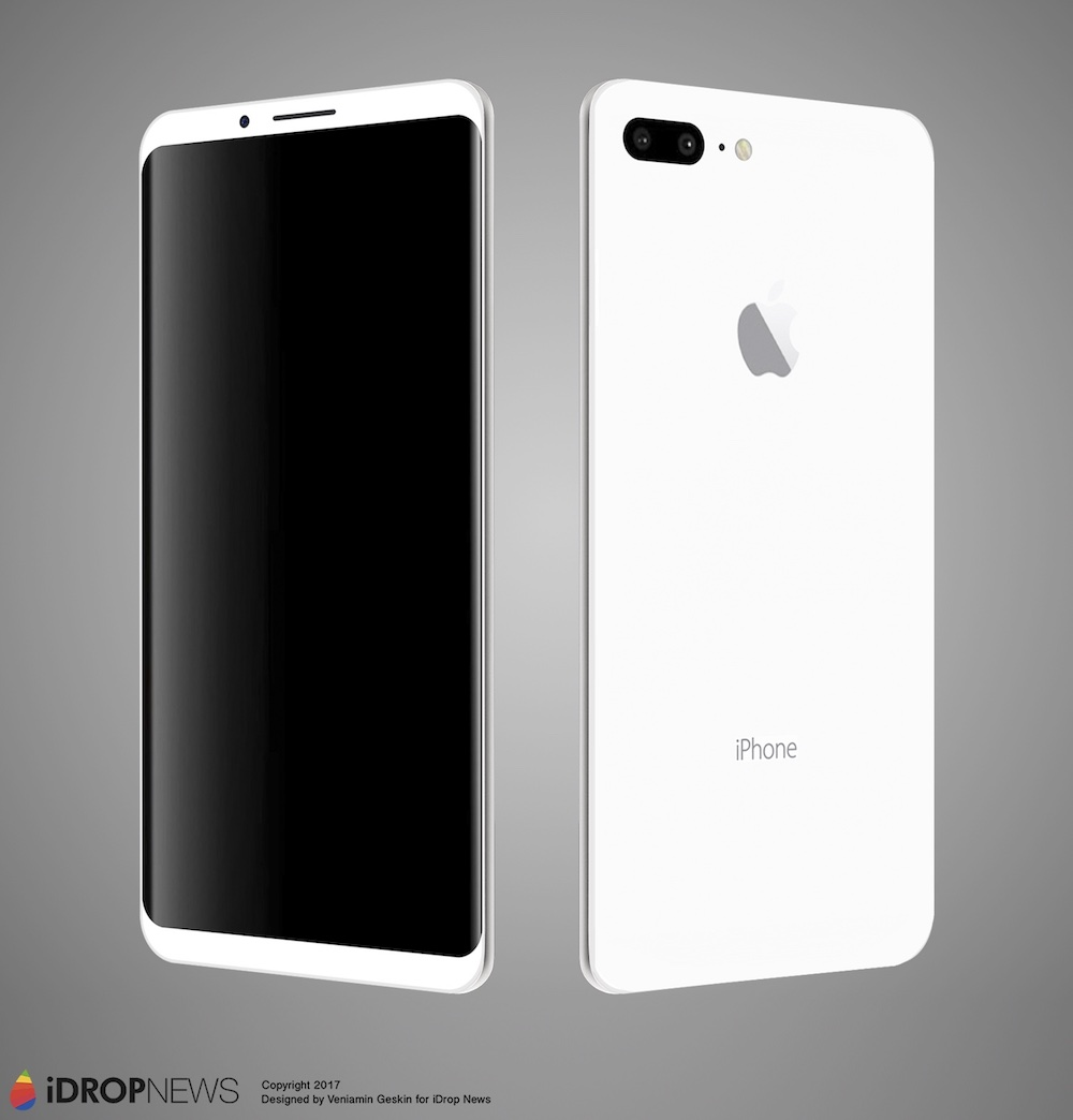 iPhone 8 Galaxy S8 concept 2