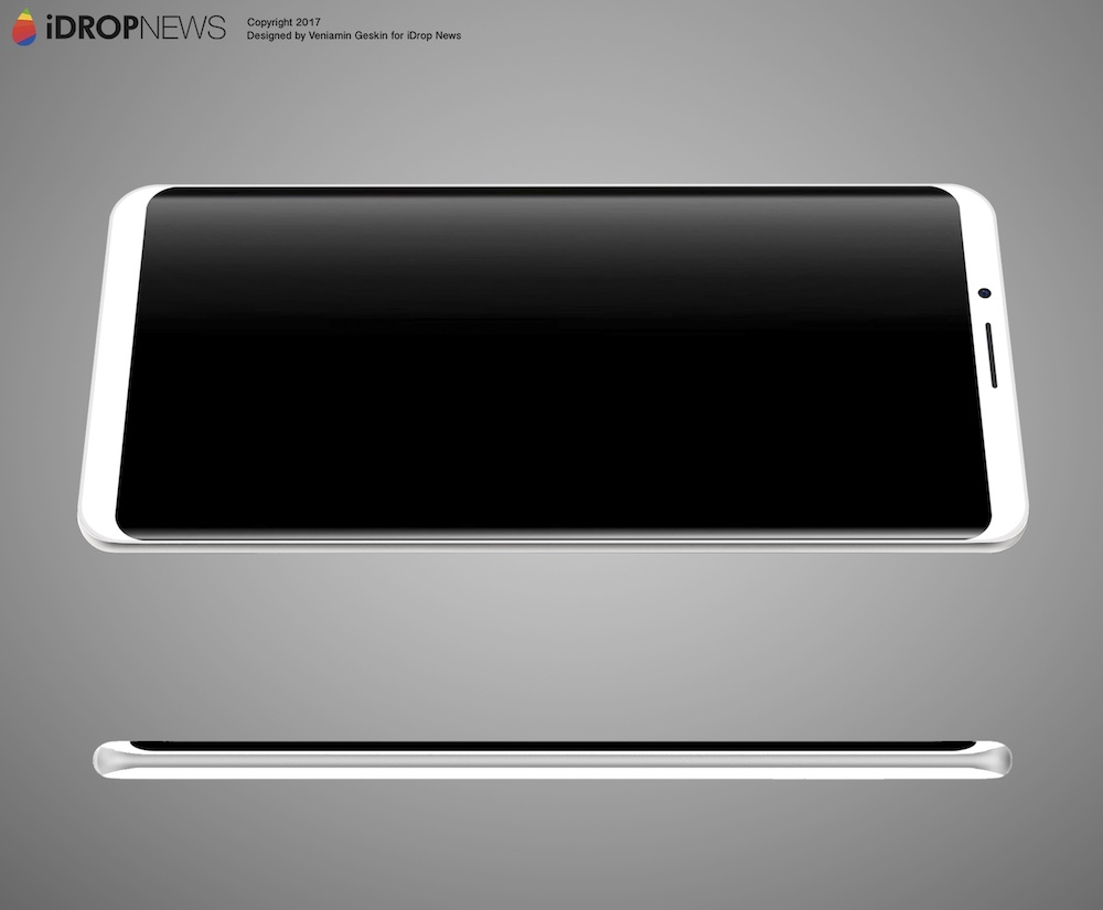 iPhone 8 Galaxy S8 concept 4