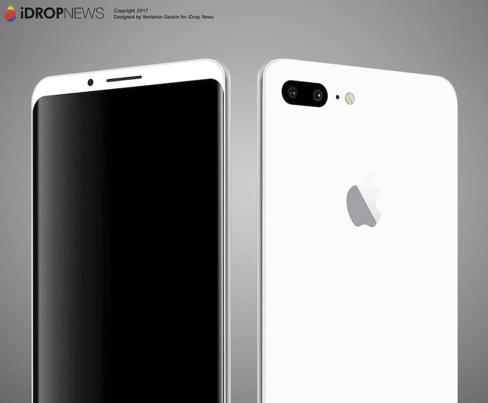 iPhone 8 Galaxy S8 concept 5