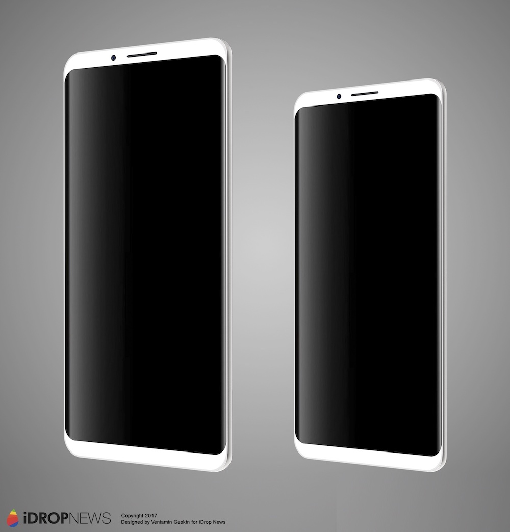 iPhone 8 Galaxy S8 concept 6