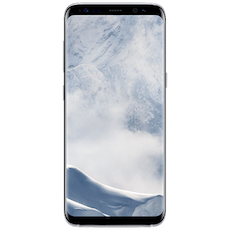 Galaxy S8 Arctic silver icon