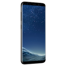 Galaxy S8 Midnight black icon