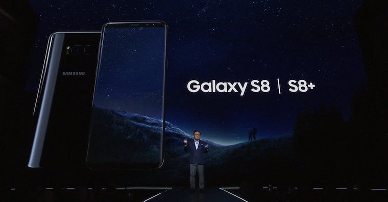 Galaxy S8 Unpacked 2017