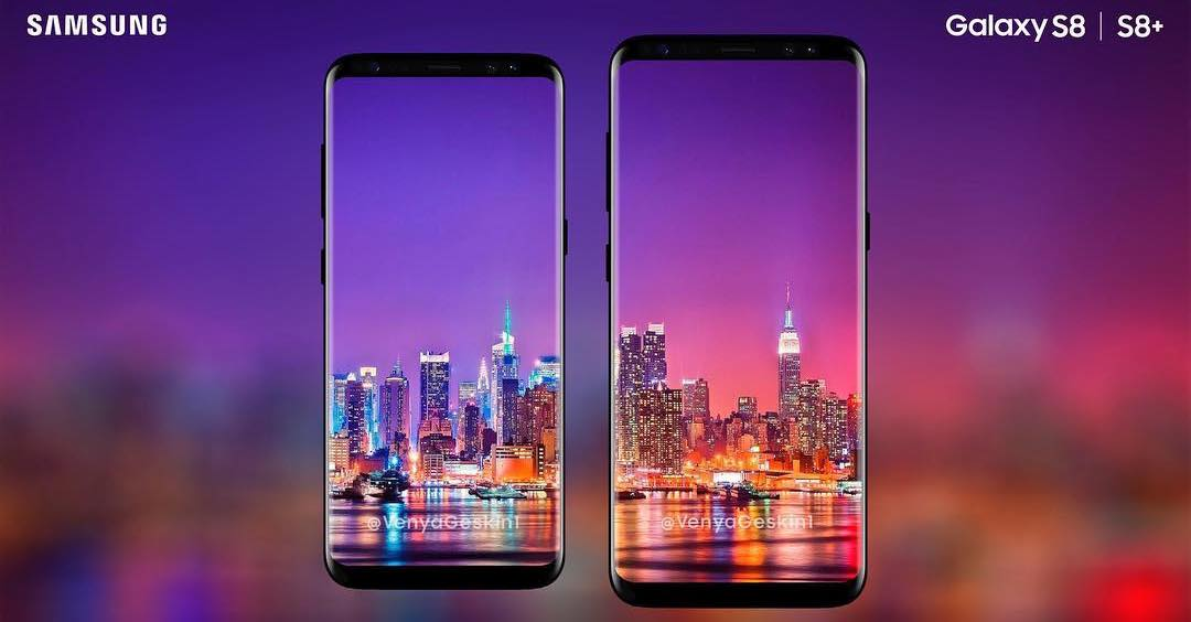Galaxy S8 a Galaxy S8 Plus FB