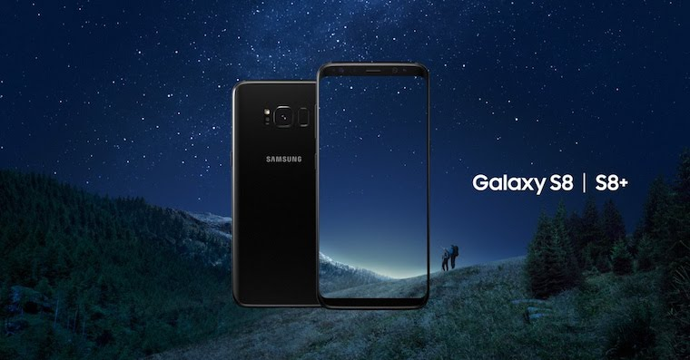 Galaxy S8 official FB