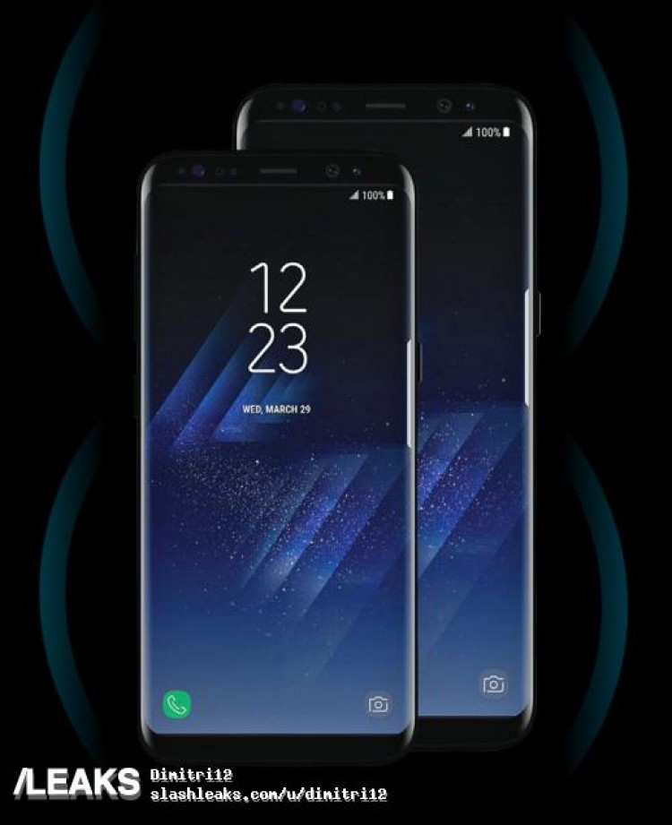 Galaxy s8 leak slashleaks 2