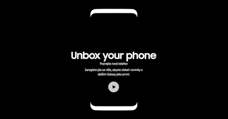 Unbox your phone Galaxy S8 FB