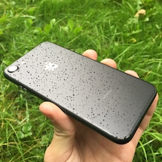 iPhone 7 waterproof icon