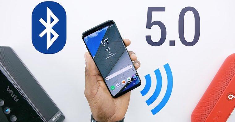 Galaxy S8 Bluetooth 5.0 MKBHD FB