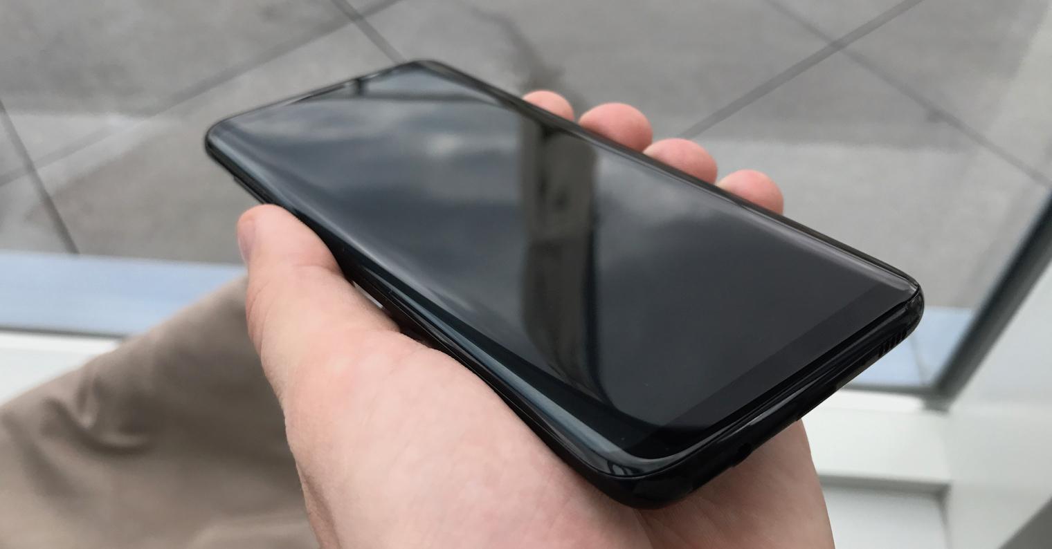 Galaxy S8 SM FB