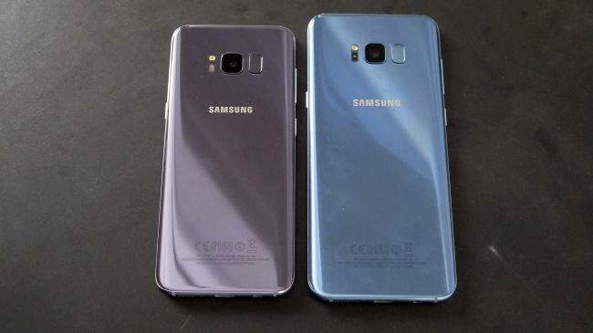 Galaxy S8 vs Galaxy S8+ 3