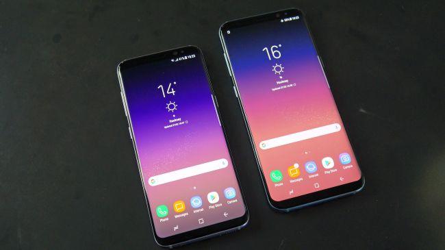 Galaxy S8 vs Galaxy S8+ 4