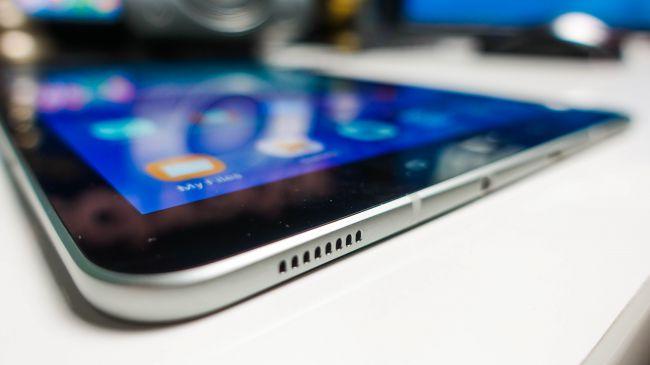 Galaxy Tab S3 speaker