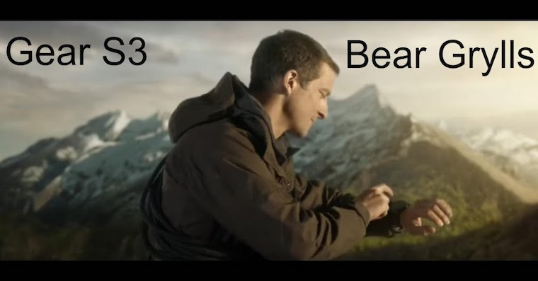 Gear S3 Bear Grylls